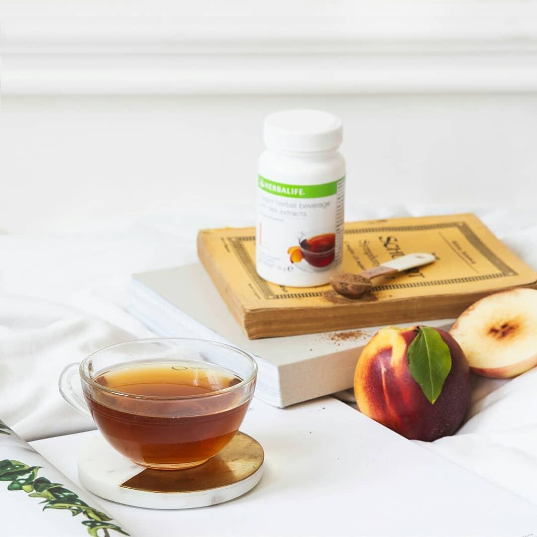 Povzbuďte svoje telo amyseľ instantným bylinným čajom